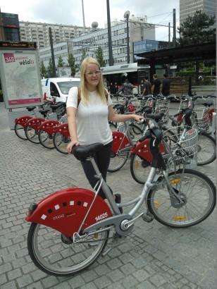 Ranskan kaupunkipyöräbuumi on alun perin lähtöisin Lyonista.